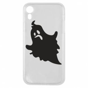 Phone case for iPhone XR Crooked face - PrintSalon