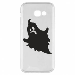 Phone case for Samsung A5 2017 Crooked face - PrintSalon
