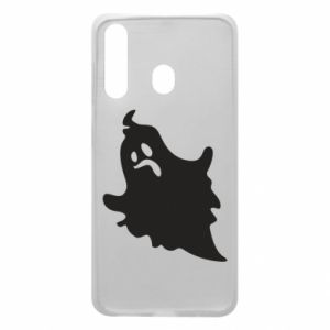 Phone case for Samsung A60 Crooked face - PrintSalon
