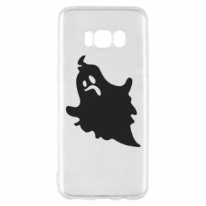 Phone case for Samsung S8 Crooked face - PrintSalon