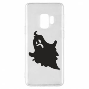 Phone case for Samsung S9 Crooked face - PrintSalon