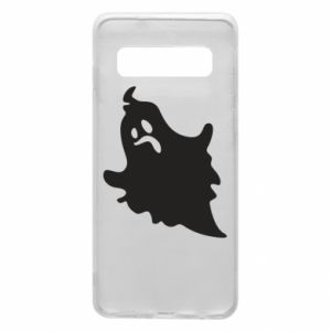 Phone case for Samsung S10 Crooked face - PrintSalon