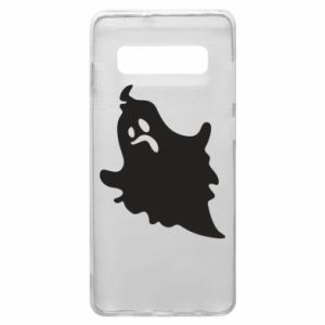 Phone case for Samsung S10+ Crooked face - PrintSalon