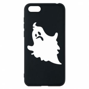 Phone case for Huawei Y5 2018 Crooked face - PrintSalon