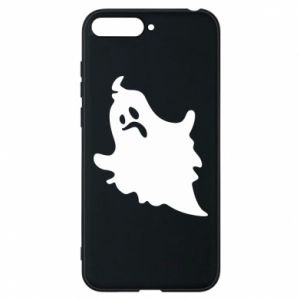 Phone case for Huawei Y6 2018 Crooked face - PrintSalon
