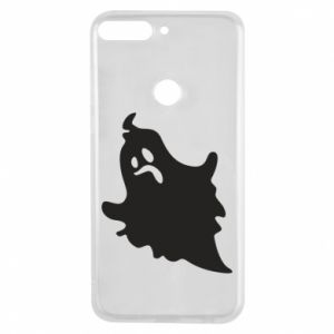 Phone case for Huawei Y7 Prime 2018 Crooked face - PrintSalon