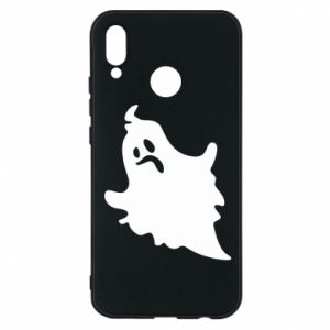 Phone case for Huawei P20 Lite Crooked face - PrintSalon