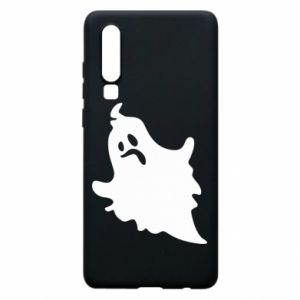 Phone case for Huawei P30 Crooked face - PrintSalon
