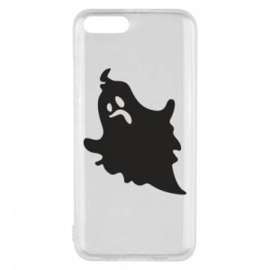 Phone case for Xiaomi Mi6 Crooked face - PrintSalon