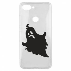 Phone case for Xiaomi Mi8 Lite Crooked face - PrintSalon