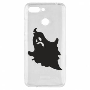 Phone case for Xiaomi Redmi 6 Crooked face - PrintSalon