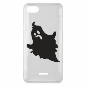 Phone case for Xiaomi Redmi 6A Crooked face - PrintSalon