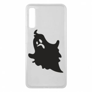 Phone case for Samsung A7 2018 Crooked face - PrintSalon