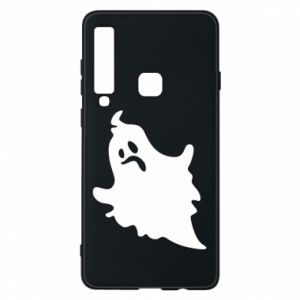 Phone case for Samsung A9 2018 Crooked face - PrintSalon