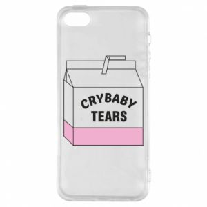 iPhone 5/5S/SE Case Cry Baby Tears