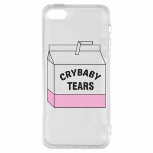 Etui na iPhone 5/5S/SE Cry Baby Tears