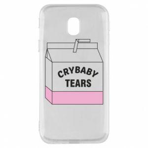 Etui na Samsung J3 2017 Cry Baby Tears