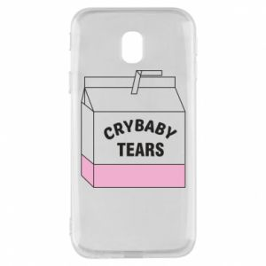 Samsung J3 2017 Case Cry Baby Tears