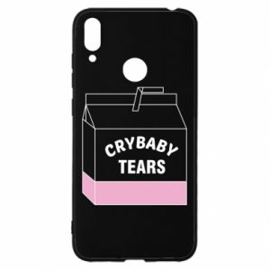 Huawei Y7 2019 Case Cry Baby Tears