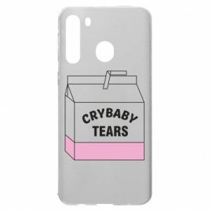 Samsung A21 Case Cry Baby Tears