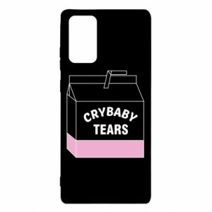 Samsung Note 20 Case Cry Baby Tears