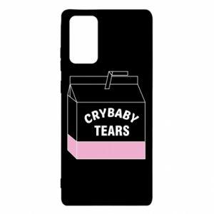 Etui na Samsung Note 20 Cry Baby Tears