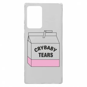 Samsung Note 20 Ultra Case Cry Baby Tears