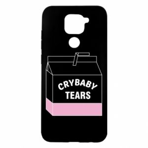 Xiaomi Redmi Note 9 / Redmi 10X case % print% Cry Baby Tears