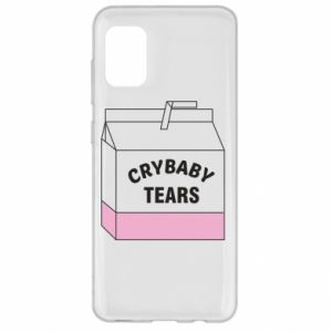 Samsung A31 Case Cry Baby Tears