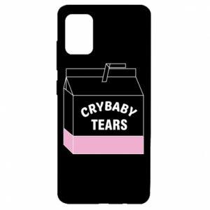 Etui na Samsung A51 Cry Baby Tears