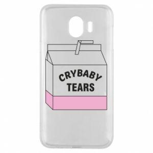 Samsung J4 Case Cry Baby Tears