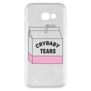 Samsung A5 2017 Case Cry Baby Tears