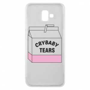Etui na Samsung J6 Plus 2018 Cry Baby Tears