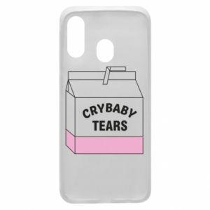 Samsung A40 Case Cry Baby Tears