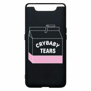 Samsung A80 Case Cry Baby Tears