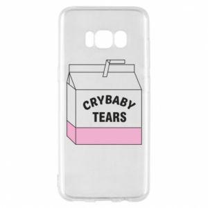 Samsung S8 Case Cry Baby Tears