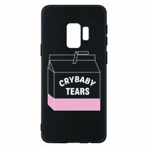 Samsung S9 Case Cry Baby Tears