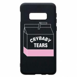 Samsung S10e Case Cry Baby Tears