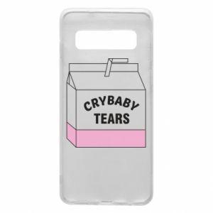 Etui na Samsung S10 Cry Baby Tears