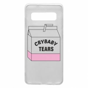 Samsung S10 Case Cry Baby Tears