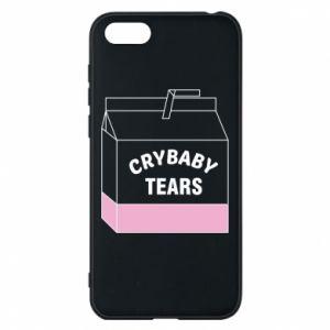 Etui na Huawei Y5 2018 Cry Baby Tears