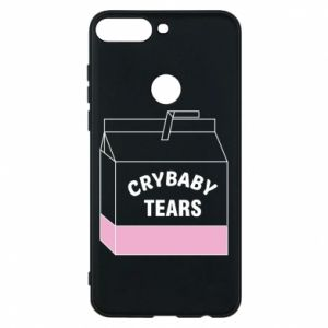 Huawei Y7 Prime 2018 Case Cry Baby Tears