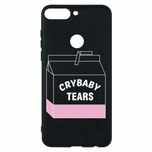 Etui na Huawei Y7 Prime 2018 Cry Baby Tears