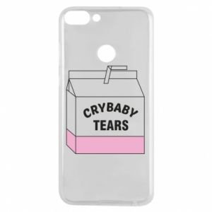 Etui na Huawei P Smart Cry Baby Tears