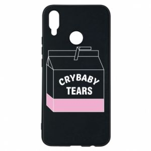 Huawei P Smart Plus Case Cry Baby Tears