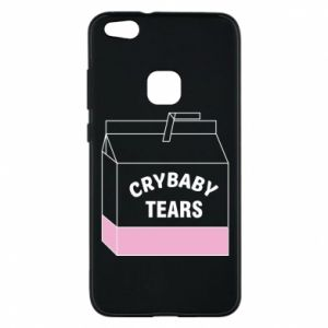 Huawei P10 Lite Case Cry Baby Tears