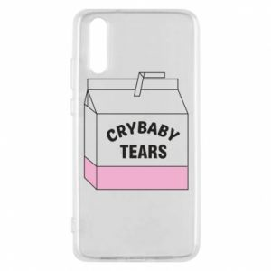 Huawei P20 Case Cry Baby Tears