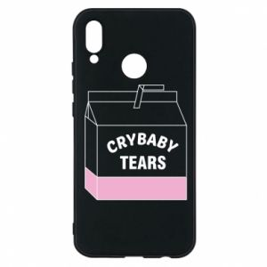 Huawei P20 Lite Case Cry Baby Tears