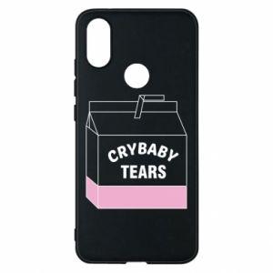 Xiaomi Mi A2 Case Cry Baby Tears
