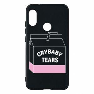 Mi A2 Lite Case Cry Baby Tears